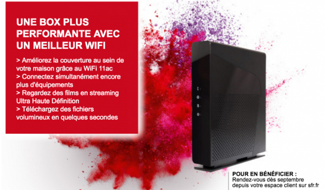 sfr une nouvelle box 4k france forum mobiles. Black Bedroom Furniture Sets. Home Design Ideas