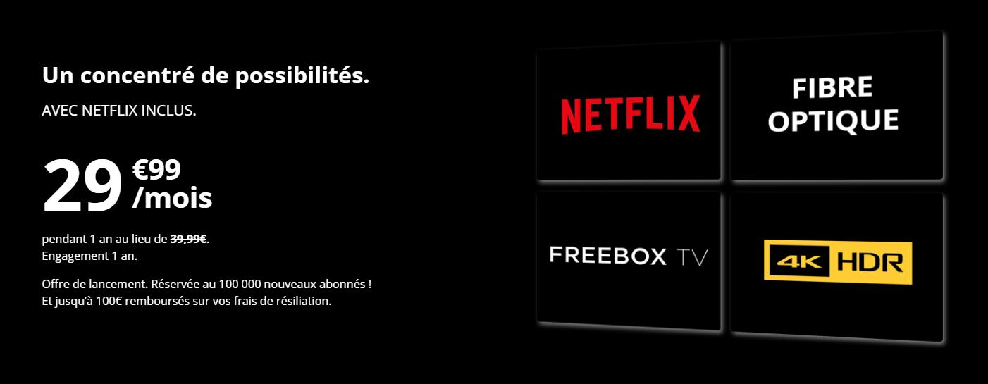 Free Baisse Les Frais De Mise En Service De La Freebox One