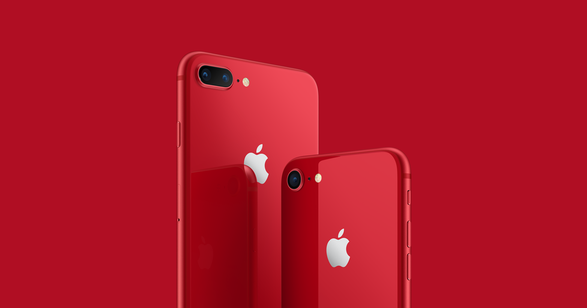 Iphone  Red By Sfr