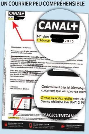 Canal Va Modifier Ses Methodes Decriees Concernant La Resiliation