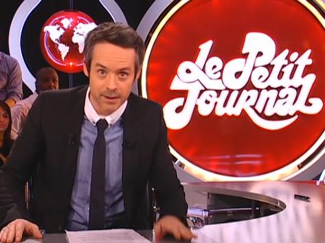 Le petit journal sur Canal+