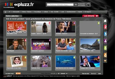 freebox replay pluzz sur la freebox d s septembre blog info. Black Bedroom Furniture Sets. Home Design Ideas