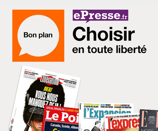 Orange offre 6 mois de BD Izneo et de presse numérique ePresse