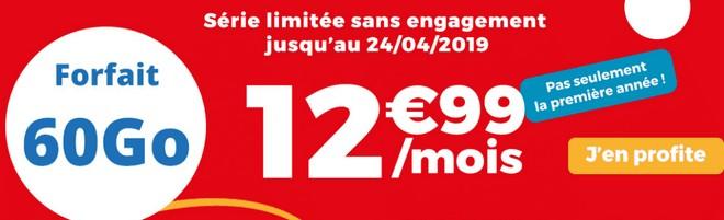 Carte Sim Auchan Telecom.Auchan Telecom Propose Un Forfait 60 Go A 12 99 Euros