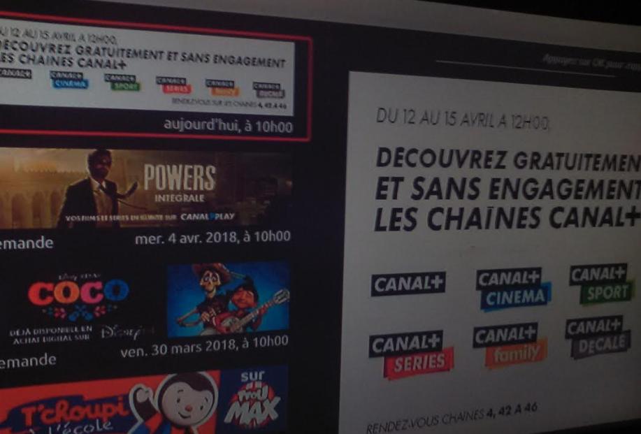 Freebox Les Freenautes Pourront Profiter De Canal Gratuit Encore