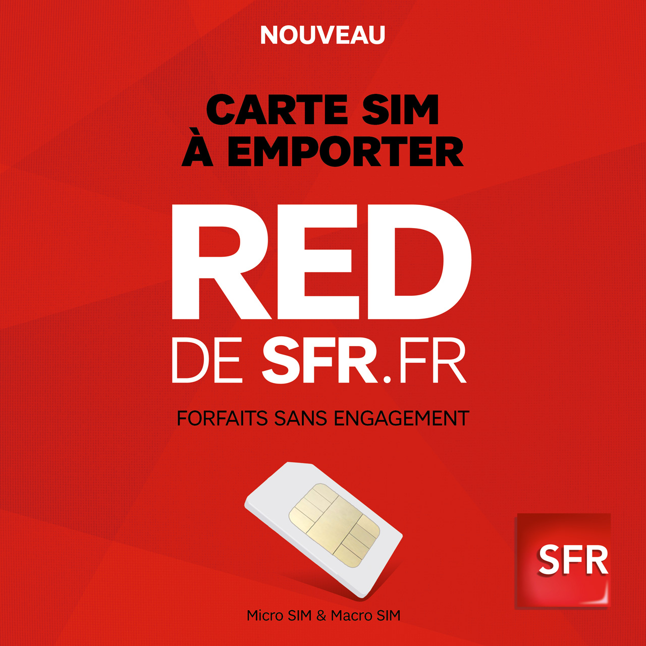sfr red d sormais disponible en magasin mais pas en boutique sfr. Black Bedroom Furniture Sets. Home Design Ideas