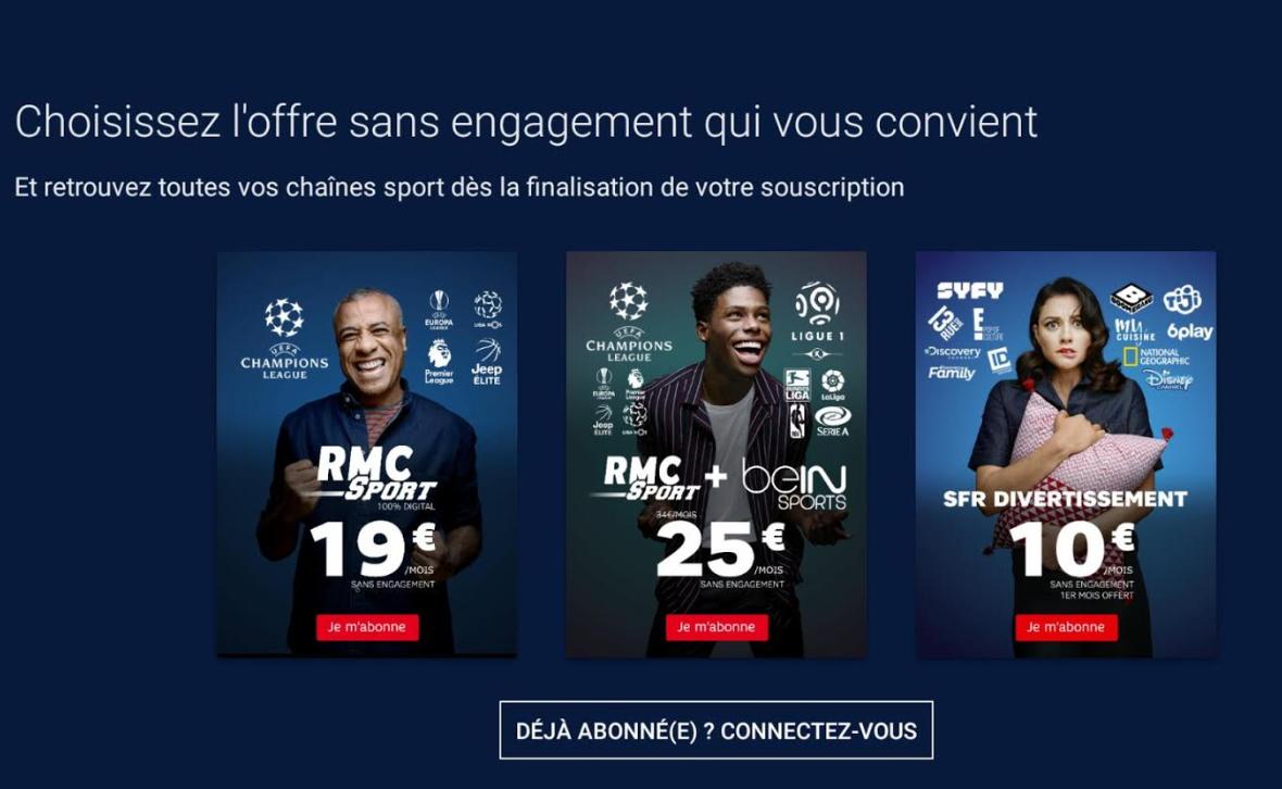 Médias - SFR et Canal + sont tombés d'accord... pour les abonnés par satellite