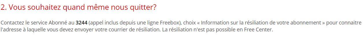 Nouvelle Procédure De Résiliation Freebox Découvrez Tout