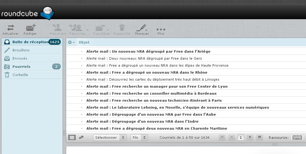 1email Fred Contact Usco Ltd Mail: Free Annonce Le Lancement De Son Nouveau Webmail En