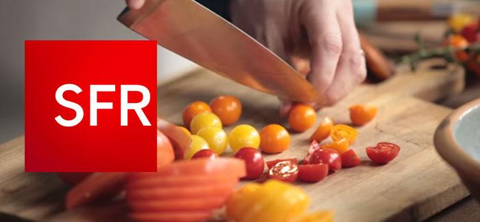 SFR A Lancé Sa Propre Chaîne De Cuisine Découvrezla En Vidéo - Chaine cuisine canalsat