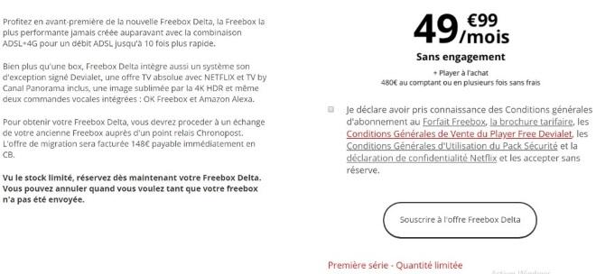 Decouvrez En Detail Toutes Les Etapes Pour Migrer Vers La Freebox Delta
