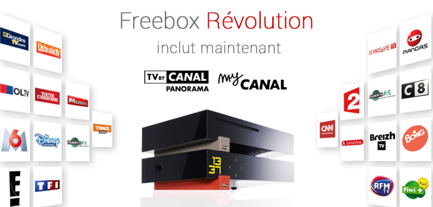 j one freebox