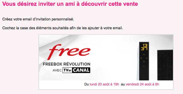La Freebox Révolution à 9,99 € par mois pendant un an