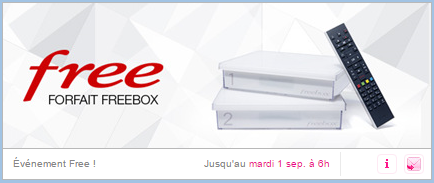 vente privee 2015 freebox