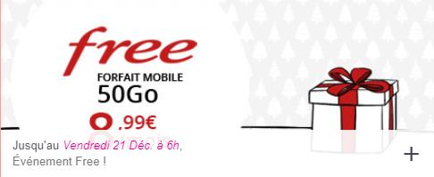 free mobile vente priv?e decembre 2018