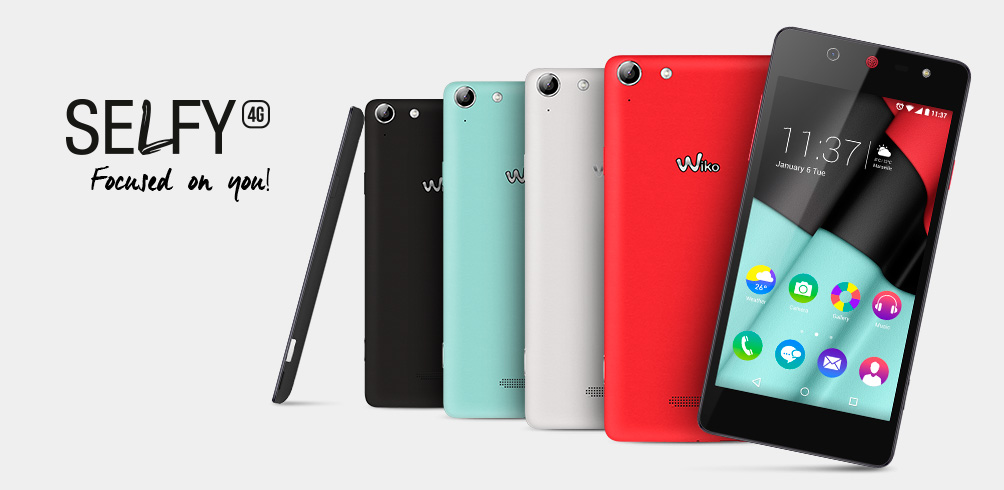 article  Wiko Selfy G un smartphone equipe d une camera frontale de MP avec Flash