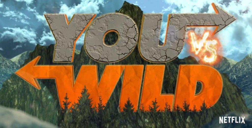 Bear Grylls chez Netflix dans You VS Wild le programme interactif