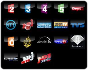 free tv france