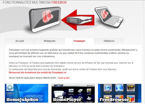 logiciel freeplayer gratuit