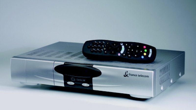 TV HD chez FT : 12 Mb/s ?