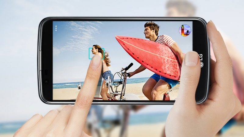Free commercialise un nouveau smartphone LG