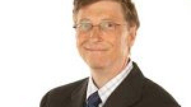 BFM TV accueille Bill Gates