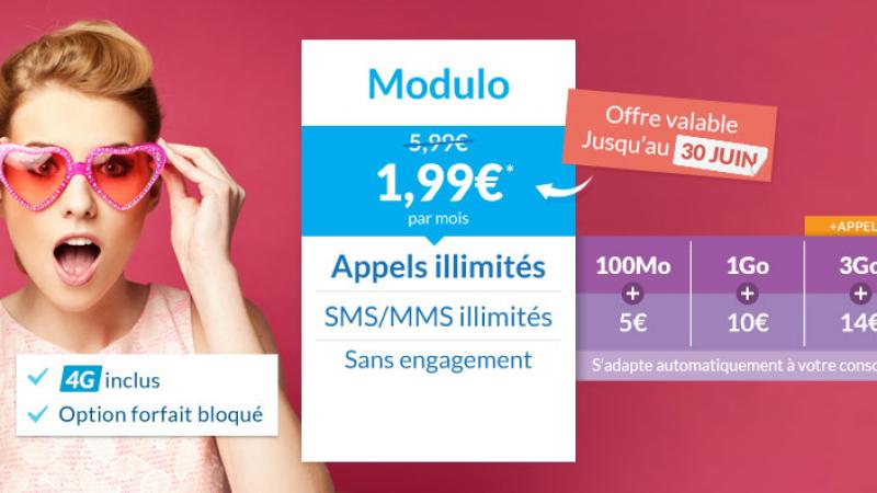 Les appels/SMS/MMS illimités pour 1.99 euro/mois : Prixtel prolonge son offre promotionnelle