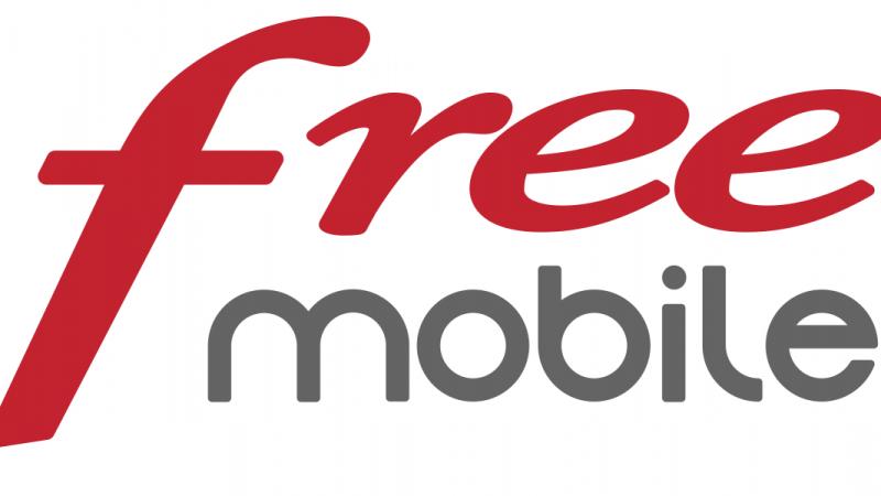 Une nouvelle affiche publicitaire Free Mobile campe dans les abribus