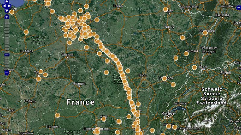 Orange devrait bientôt officialiser la couverture 4G de deux grandes lignes TGV