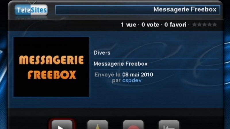 Messagerie: envoyez vos messages entre Freebox