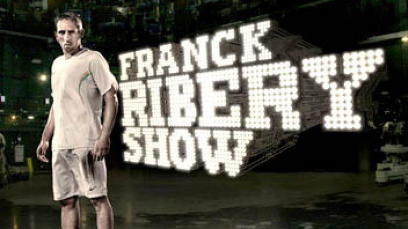 [Emission] Frank Ribery Show