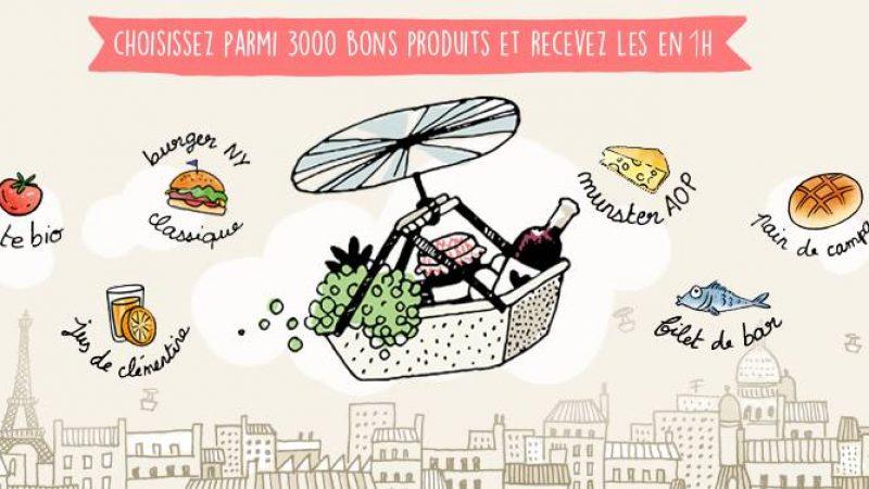 """Xavier Niel investit dans """"La Belle Vie"""", une épicerie 2.0 spécialisée dans la livraison rapide"""