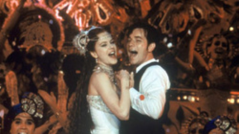 [Film] Moulin rouge