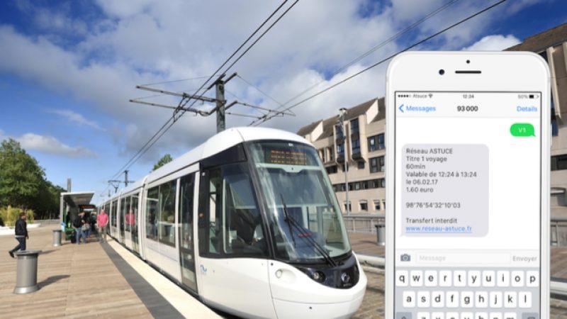 Bouygues Telecom, Orange et SFR, sans Free, encaissent vos titres de transports en commun achetés par SMS