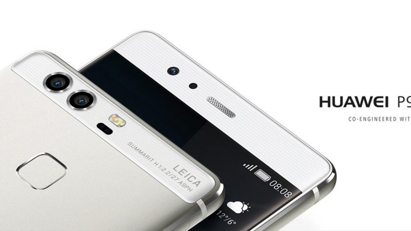 Free Mobile proposera le Huawei P9 en précommande dès demain