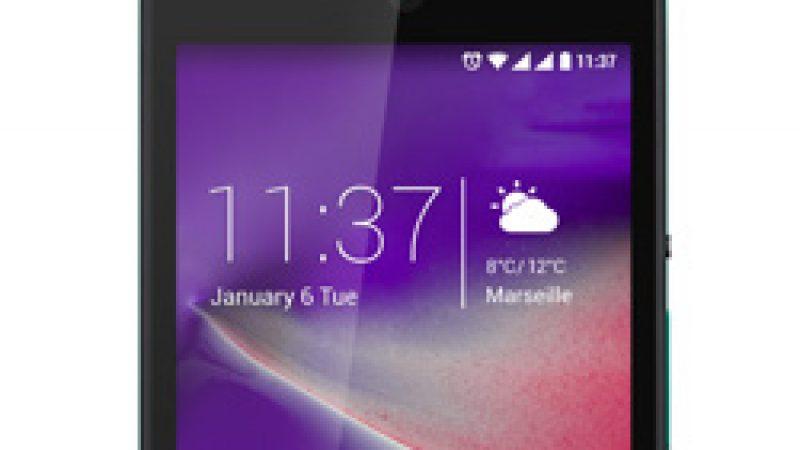 Free Mobile baisse le prix du Wiko Rainbow Lite 4G et propose une nouvelle déclinaison
