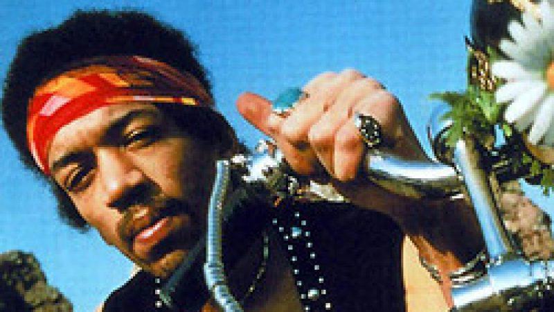 [Musique] Jimi Hendrix American Landing