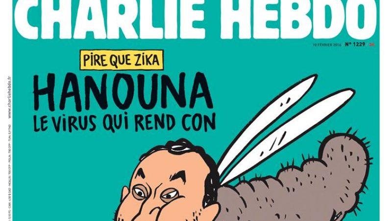 Cyril Hanouna épinglé par Charlie Hebdo