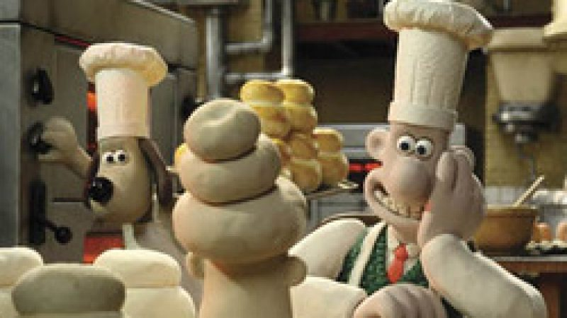 [Animation] Wallace et Gromit