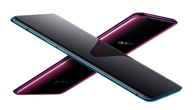Oppo pourrait jouer la carte du capteur photo intégré à l'écran pour son prochain modèle