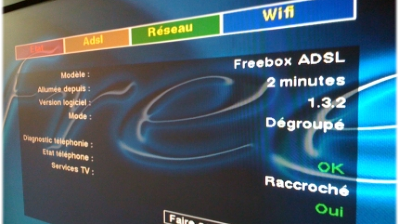 [MàJ] Nouveau firmware pour la Freebox ADSL