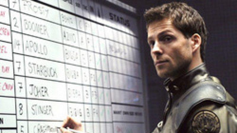 [Série] Battlestar Galactica saison 2 sur NRJ12