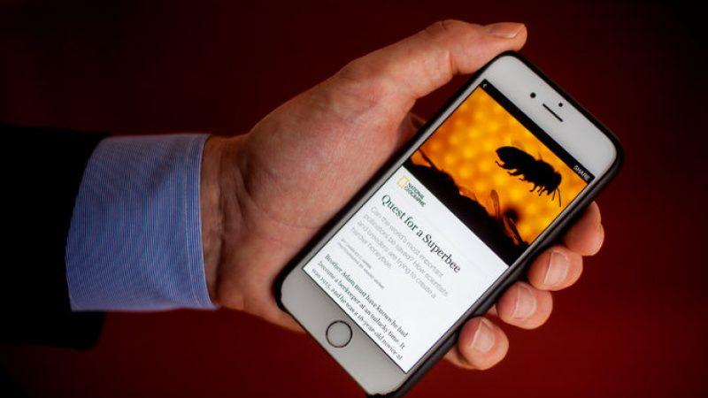 Le nouveau service de Facebook, Instant Articles, déçoit les annonceurs et les journalistes