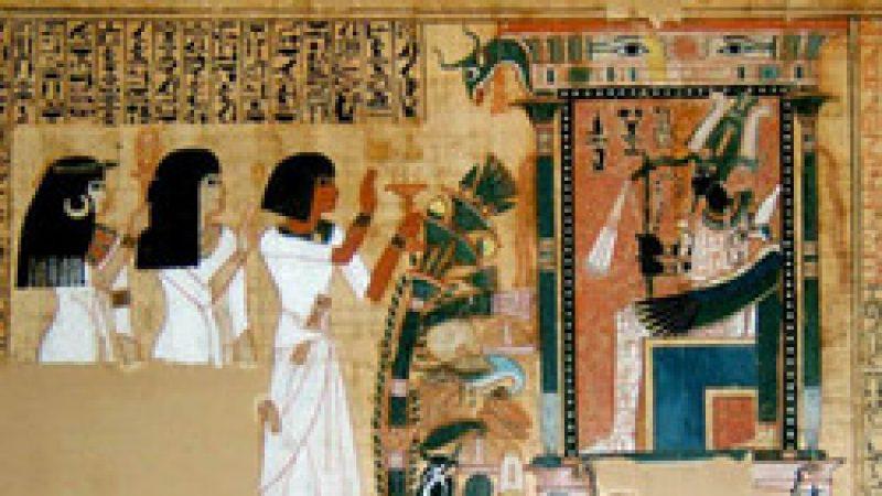 [Documentaire] Le Livre des morts des anciens Egyptiens