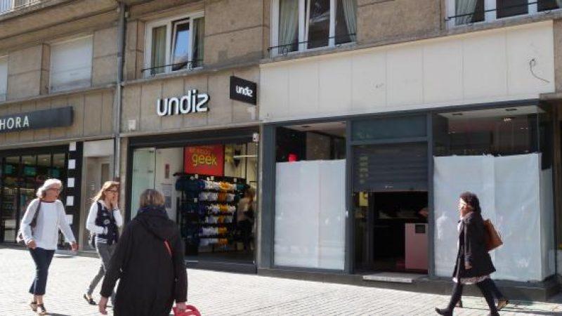 Free mis en demeure à Amiens pour des travaux de façade de sa nouvelle boutique