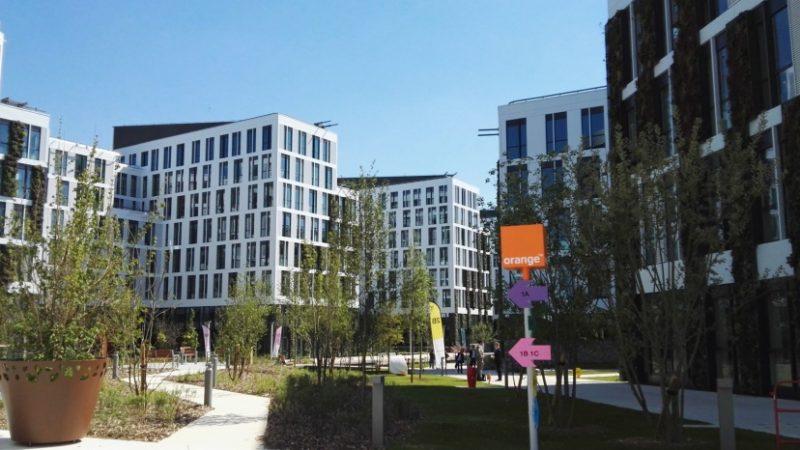 Orange a inauguré son nouveau centre de R&D en présence de François Hollande