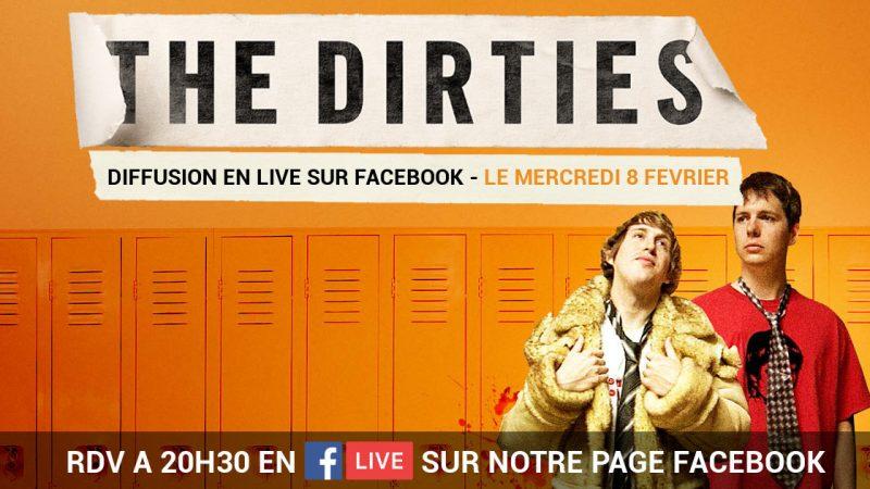 Outbuster, la plate-forme VoD française va diffuser pour la première fois un film inédit sur Facebook Live