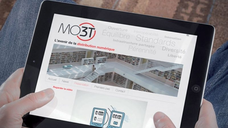 Orange arrête son projet de plateforme ouverte de livres numériques MO3T dont Free était exclu