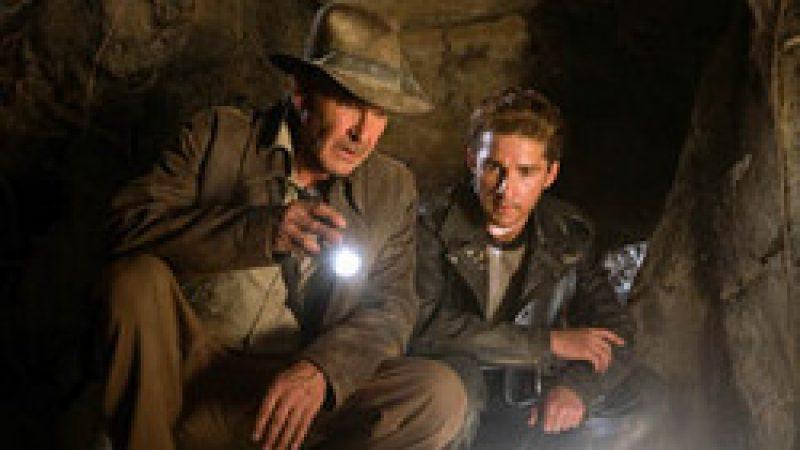 [Film] Indiana Jones et le royaume du crâne de cristal