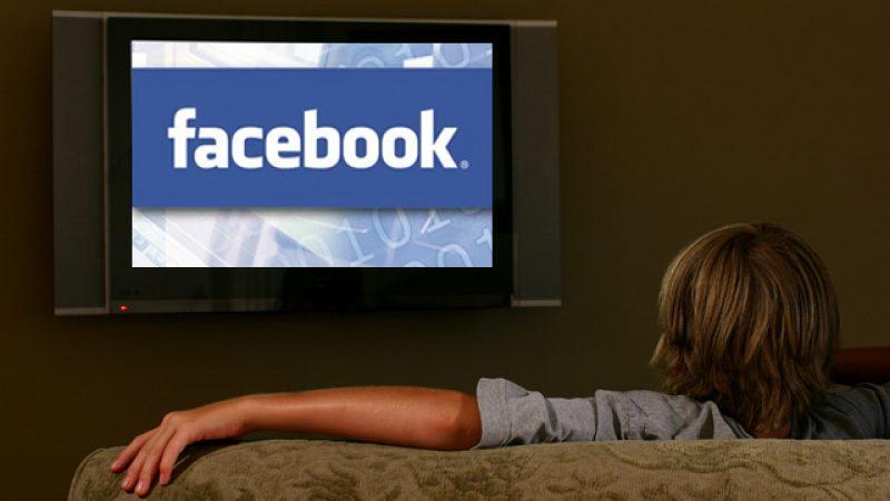 Facebook s'apprête à lancer une app compatible avec l'Apple TV, le Fire TV d'Amazon et des Smart TV